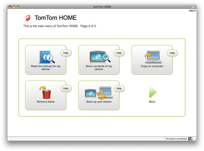 Drivers free tomtom
